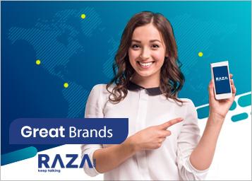 Raza com account login